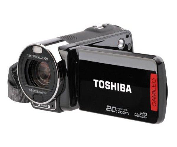 Testbericht Toshiba Camileo X200 – 70 Punkte
